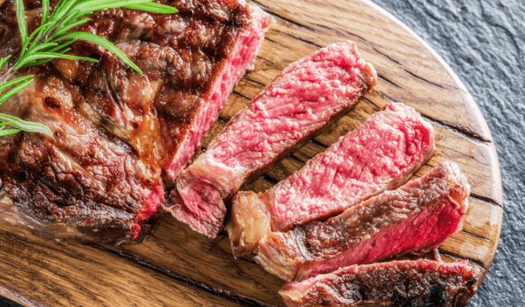 Perfect steak